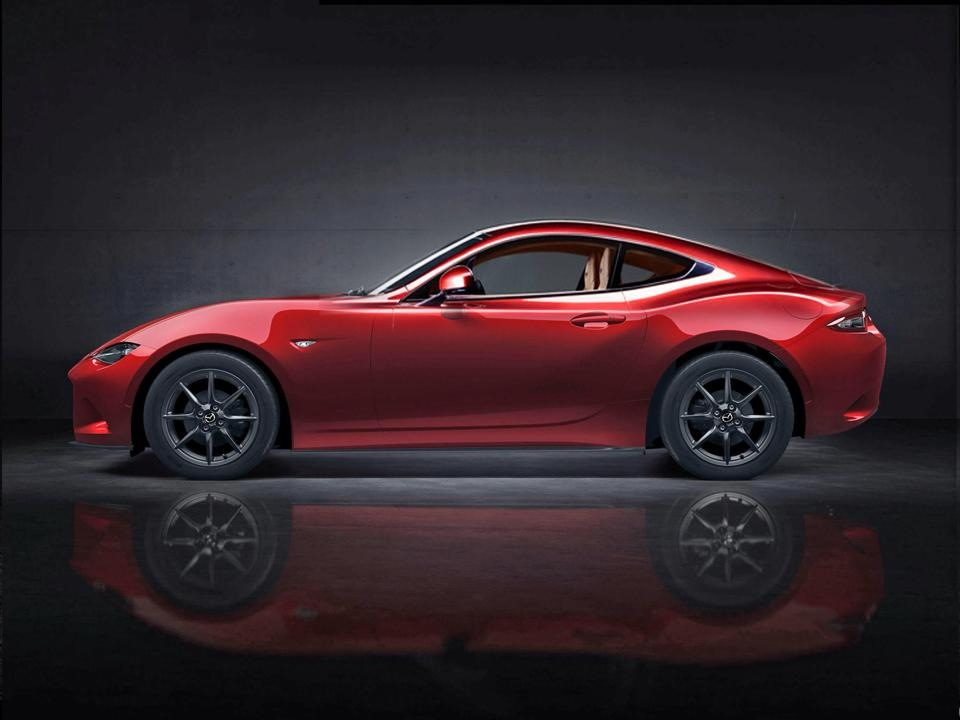 Miata Coupe to debut at the NY Auto Show